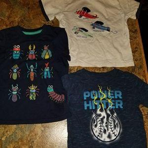 Shirt lot mix